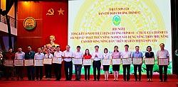 Sơn Tây tổng kết 10 năm thực hiện Chương trình 02-CTr/TU của Thành ủy