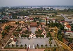 Văn Miếu Sơn Tây - Nơi chuyển tải tinh thần hiếu học xưa của người dân xứ Đoài.
